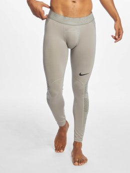Nike Performance Tights Pro Hypercool šedá