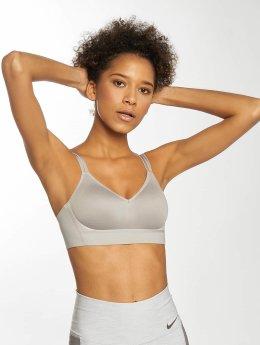Nike Performance Urheiluliivit Indy Breathe harmaa