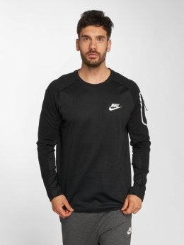 Nike Pitkähihaiset paidat Sportswear AV15 Fleece musta