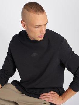 Nike Pitkähihaiset paidat Sportswear Tech Pack musta