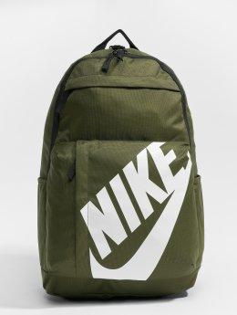 Nike Plecaki Elemental Backpack oliwkowy
