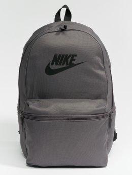Nike Plecaki Heritage szary