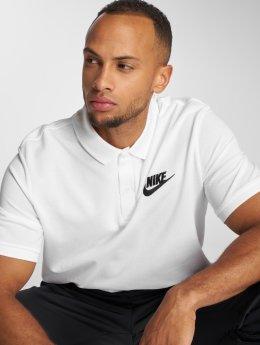 Nike poloshirt Sportswear Polo wit