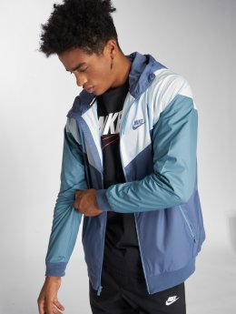 Nike Prechodné vetrovky Sportswear Windrunner Transition modrá