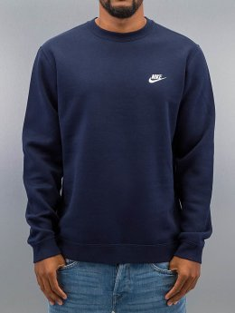 Nike Pullover NSW Fleece Club blau