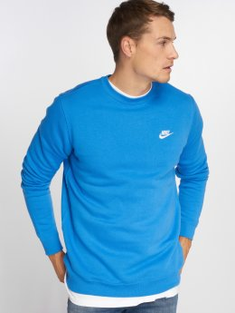 Nike Pullover NSW FLeece Club blau