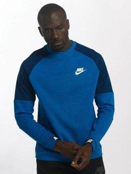 Nike Pullover AV15 Fleece blue