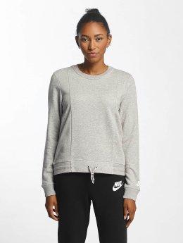 Nike Pullover Cosy grau