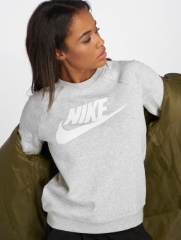 Nike Pullover Rally grau