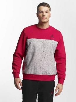 Nike Pullover Flight Fleece Cement red