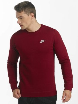 Nike Pullover NSW FLeece Club red