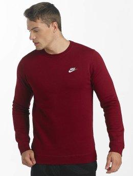 Nike Pullover NSW FLeece Club rot