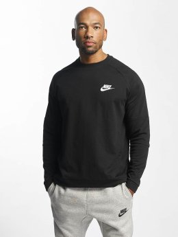 Nike Pullover Sportswear Advance 15 Fleece schwarz
