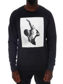 Nike Pullover  schwarz