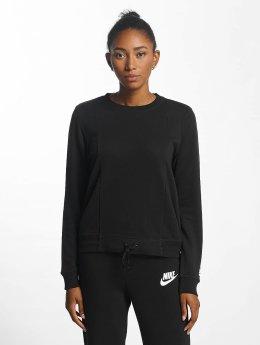 Nike Pulóvre Cosy èierna