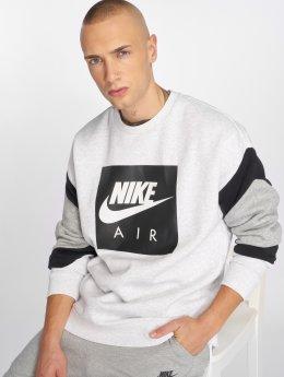 Nike Pulóvre Sportswear Sweatshirt Birch šedá