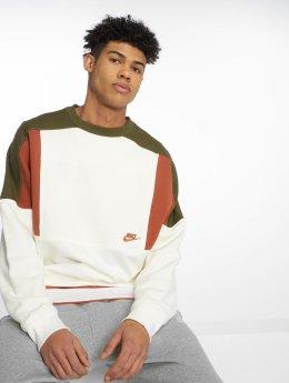 Nike Pulóvre Sportswear biela