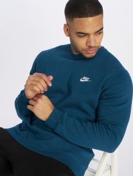 Nike Pulóvre Force modrá