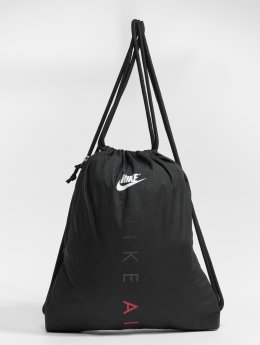 Nike Sac à cordons Heritage noir
