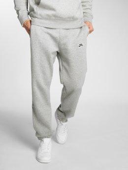 Nike SB Спортивные брюки Icon серый