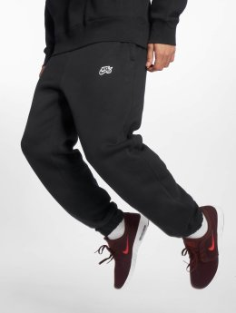 Nike SB Спортивные брюки Icon черный