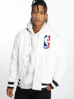 Nike SB Chaqueta de béisbol X Nba blanco