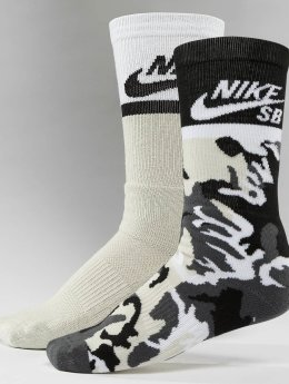 Nike SB Chaussettes Energy Crew Skateboarding 2-Pack multicolore