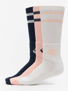 Nike SB Chaussettes Crew Skateboarding 3-Pack multicolore