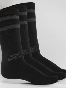 Nike SB Chaussettes SB Crew Skateboarding 3-Pack noir
