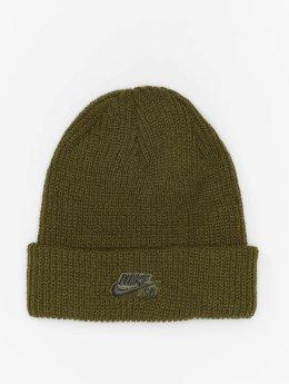 Nike SB Czapki Fisherman oliwkowy
