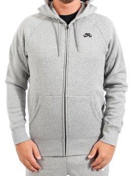 Nike SB Hoody  grau