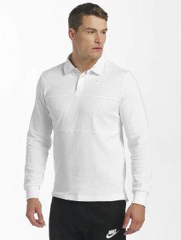 Nike SB Pikeepaidat Dry Polo valkoinen