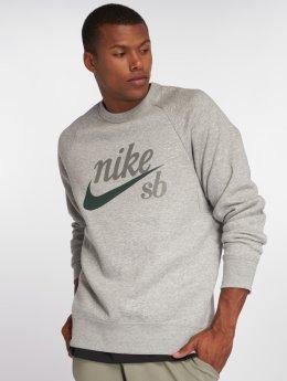 Nike SB Pulóvre SB Top Icon GFX šedá