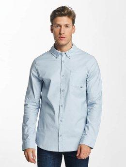 Nike SB Skjorter Oxford blå