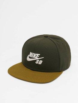 Nike SB Snapbackkeps Hat färgad