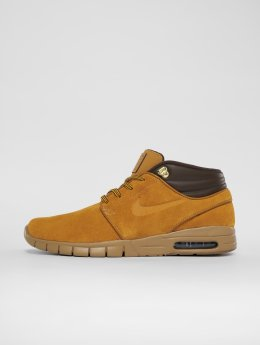 Nike SB sneaker Stefan Janoski Max Mid bruin