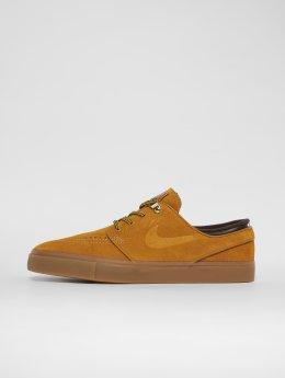 Nike SB Sneakers Zoom Janoski Prm brun