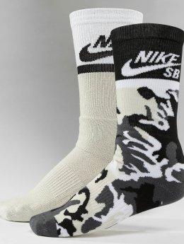Nike SB Sukat Energy Crew Skateboarding 2-Pack kirjava