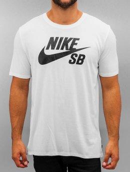 Nike SB T-paidat SB Logo valkoinen