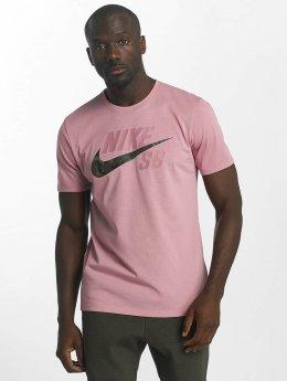 Nike SB T-Shirt SB Dry magenta