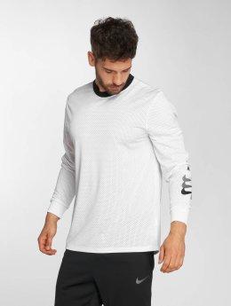 Nike SB T-Shirt manches longues Dry blanc
