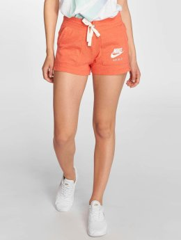 Nike Shortsit Gym Vintage oranssi