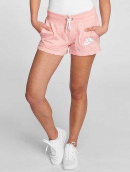 Nike Shortsit NSW Gym Vintage roosa