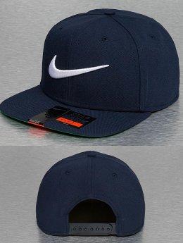 Nike Snapback Cap NSW Swoosh Pro blau