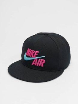 Nike Männer,Frauen Snapback Cap Air in schwarz