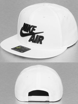 Nike Snapback Caps Air True EOS bialy