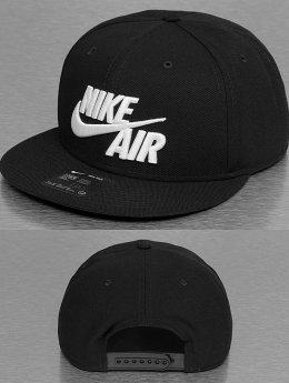 Nike Snapback Caps Air True EOS musta