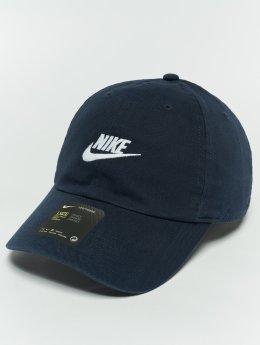 Nike Snapback Caps Unisex Sportswear H86 niebieski