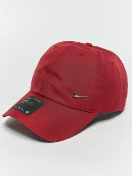 Nike Snapback Caps Sportswear Heritage 86 red
