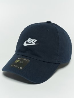Nike Snapback Caps Unisex Sportswear H86 sininen